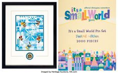 弊社コレクション: 2020 June Animation Art Signature Auction Small World, Auction, Animation, Disney, June, Art, Art Background, Kunst, Animation Movies