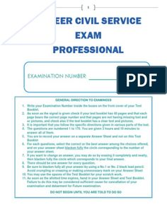 CAREER_CIVIL_SERVICE_EXAM-----FINAL_REVISION Civil Service Reviewer, Sentence Construction, Biodata Format, Exam Study, Mathematics, Civilization, Word Doc, Word Problems, Find A Job