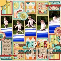 A Project by nikkiARNGwife from our Scrapbooking Gallery originally submitted 06/02/12 at 06:25 PM