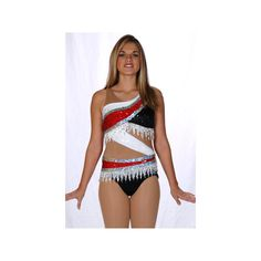 Majorette and Twirling Costumes ❤ liked on Polyvore