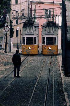 Bairro de Chiado - Lisboa (Portugal).