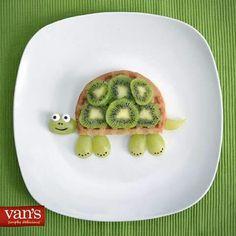 Happy Turtle Waffle