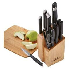 Select by Calphalon™ 15 Piece Cutlery Set : Target