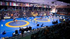 United World Wrestling Wrestling News, World Championship, Olympics, Competition, Basketball Court, The Unit, Sports, Events, Hs Sports
