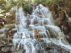 Kanto Lampo Waterfall Ubud, Bali