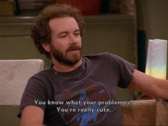20 Times Hyde Was Our Favorite Character on That Show - Dorkly Post That 70s Show Memes, Love Memes, Funny Memes, Hilarious, Hyde That 70s Show, 70s Quotes, Film Quotes, Thats 70 Show, Wholesome Memes