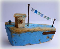 ...what a sweet little tug.....vwr by Kirsty Elson
