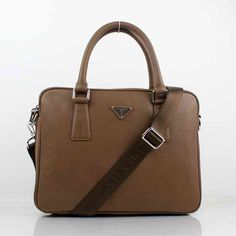 Prada Men's Bag in Coffee 2012