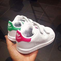 Les mignonneries d'Adidas ! Baby Stan Smith