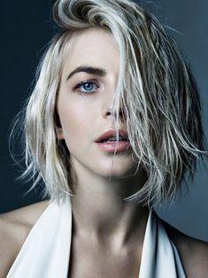 coupe de cheveux dégradé femme look trendy