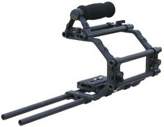 """Proaim 6"""" Camera Cage With Top Handle"""