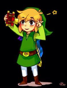 Link taking selfies