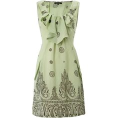 Izabel London Izabel print dress ($24) ❤ liked on Polyvore