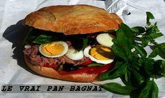 Pan bagnat - la véritable recette de ce classique niçois