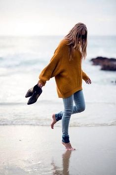 Cute oversized sweater outfit Ideas For 2015 (1)