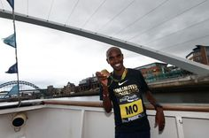Mo Farah knows he cannot beat Father Time but he is not about to drop out of the race just yet