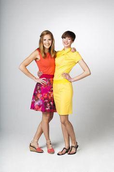Knielange Kleider - Kleid Calla - ein Designerstück von kirsch-gruen bei DaWanda
