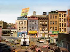 CHOP SUEY - Trainset Ghetto by Peter Feigenbaum