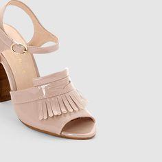 Sandalen met hoge hakken, MADEMOISELLE R