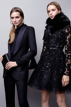 Elie Saab - Pre-Fall 2015 - Look 33 of 35