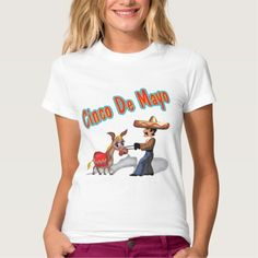 Stubborn Donkey Cinco de Mayo T-shirts and Gifts