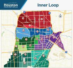 11 Best Houston Neighborhoods images