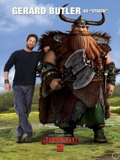 how to train your dragon stoick quotes