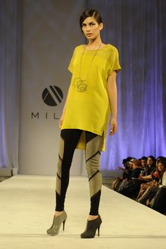 Mila Hermanovski RTW Fall 2012