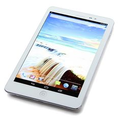 P9 MTK8389 Quad Core Tablet PC 7 Inch IPS Screen Android 4.2 3G GPS Monster Phone --Silver
