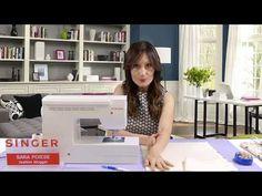 Come cucire la federa a 4 volant - video tutorial completo di cucito con Sara Poiese - YouTube