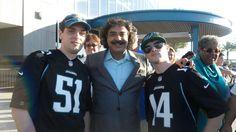 Jacksonville Jaguars Owner Shad Khan (November 2012 at Everbank Field in Jacksonville, FL)