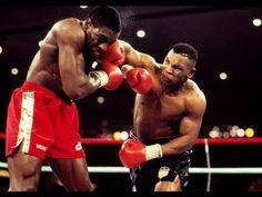 Mike Tyson vs Frank Bruno