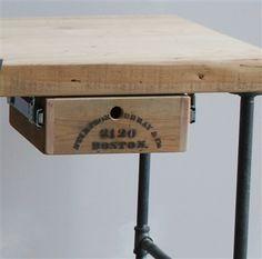 Crate Drawer | Wood Crate Drawers | Urbanwoodgoods.com