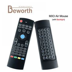 MX3 Air Mouse Backlight X8 2.4G Wireless Mini Keyboard IR Learning Fly Air Mouse Backlit Remote Control For Android TV Box  Price: 18.00 & FREE Shipping  #tech|#electronics|#home|#gadgets Fly Air, Mini Keyboard, 4g Wireless, Radio Frequency, Electronic Cigarette, Linux, Bracelet Watch, Remote, Android