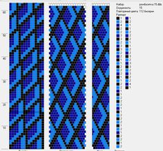Lbeads Tutorial: Design Tubular Bead Crochet Jewelry Patterns by Lablun's Stitch Art op Youtube