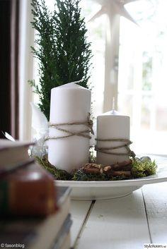 Advent och jul - Ett inredningsalbum på StyleRoom av LaDg