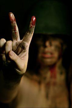 Peace...please!
