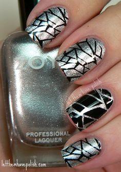❤ nail, nails, fingernails, design, art