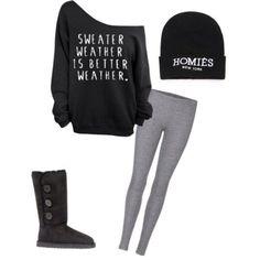 one should oversized sweater weathet sweater sweater weather black