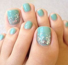 Christmas Toe Nail Art Designs, Ideas 2015 | Fashion Te