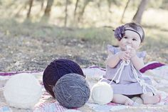 Fawn Over Baby: Sweet Family Of Three Photo Session By Lauren Ristow Photography