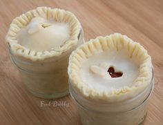 Pies in Jars! - Easy to make and adorable to serve