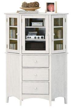 "Hawthorne Corner Media Cabinet 50""hx32""w White by Home Decorators Collection, http://www.amazon.com/dp/B001610XJA/ref=cm_sw_r_pi_dp_B0znrb177CV96"