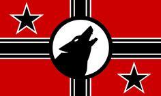 Star Wolf Flag by BullMoose1912 on DeviantArt