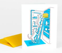 Keith Haring National Coming Out Day Stationery Postcards Notecards Gay Pride