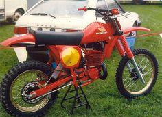 Honda RC500 works bike, 1977-78