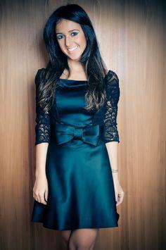 Outro vestido lindo da estilista brasileira Martha Medeiros
