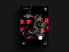 –Slimey Spikeosaurus Rex– designed by MadeByStudioJQ. Graphic Design Print, Graphic Design Branding, Poster Layout, Book And Magazine, Art Direction, Wordpress Theme, Typography, Artwork, Behance