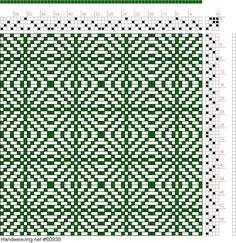 draft image: Twill Squares 2, KB Original, 4S, 4T