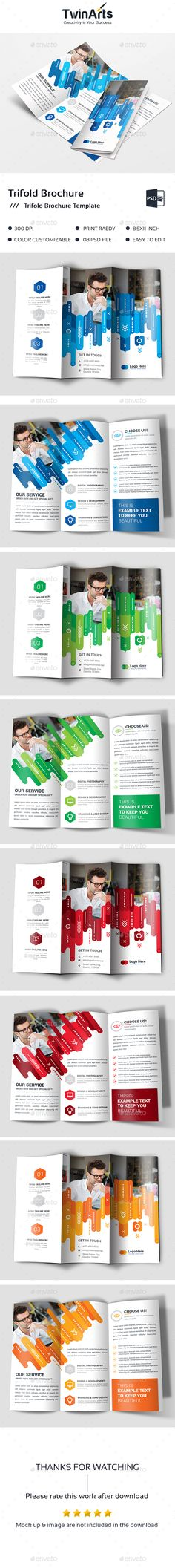 College/University Prospectus - Corporate Brochure Template InDesign